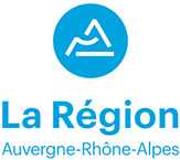 logo La région Auvergne Rhone Alpes